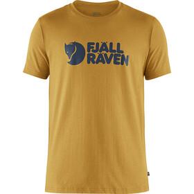 Fjällräven Logo T-shirt Herrer, gul